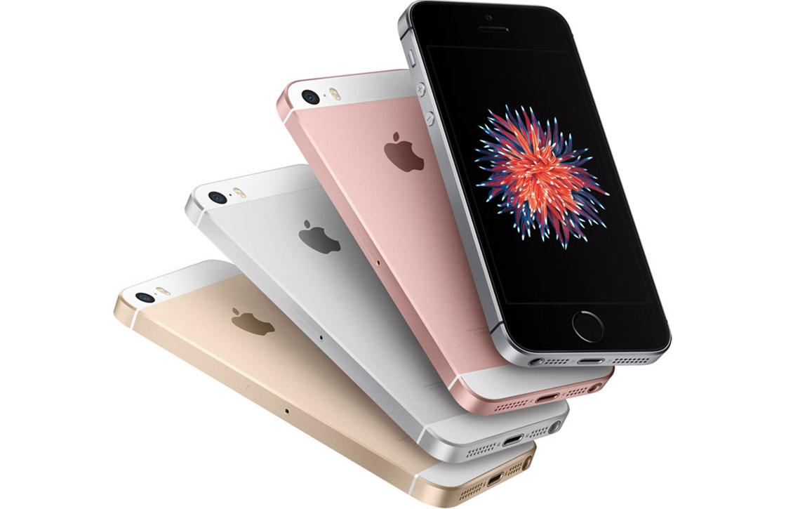 Iphone 6 of se kopen