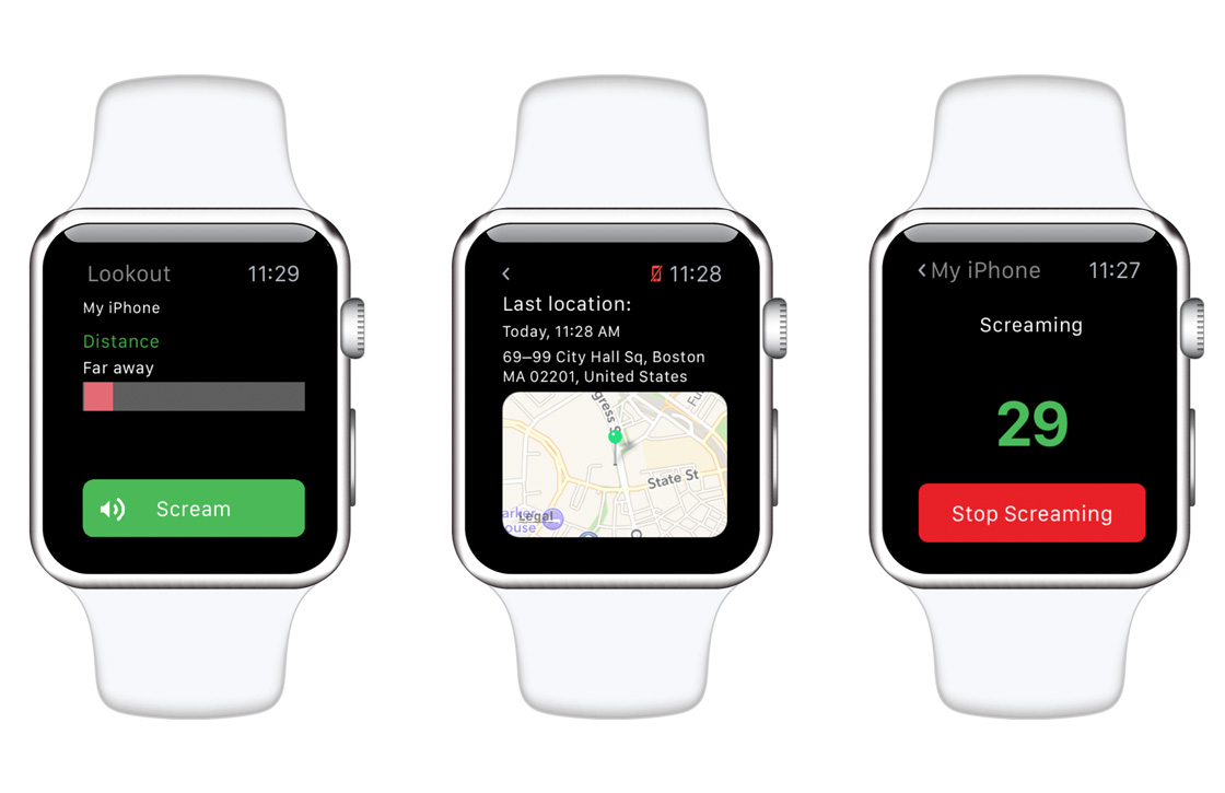 Raak je iPhone nooit meer kwijt dankzij deze Apple Watch-app