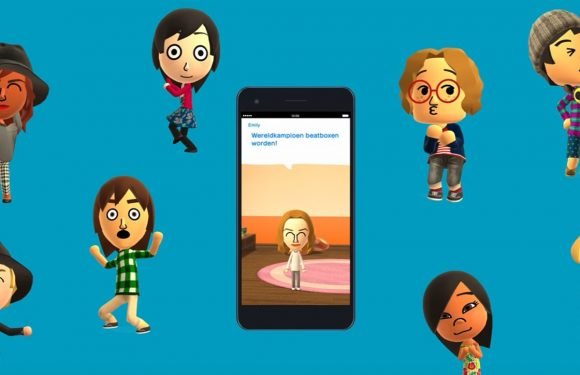 Eerste iPhone-app van Nintendo komt deze week