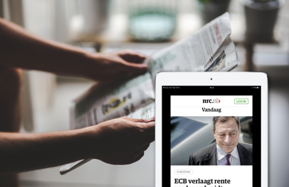 Nieuwe iOS-app van NRC vooral handig voor abonnees