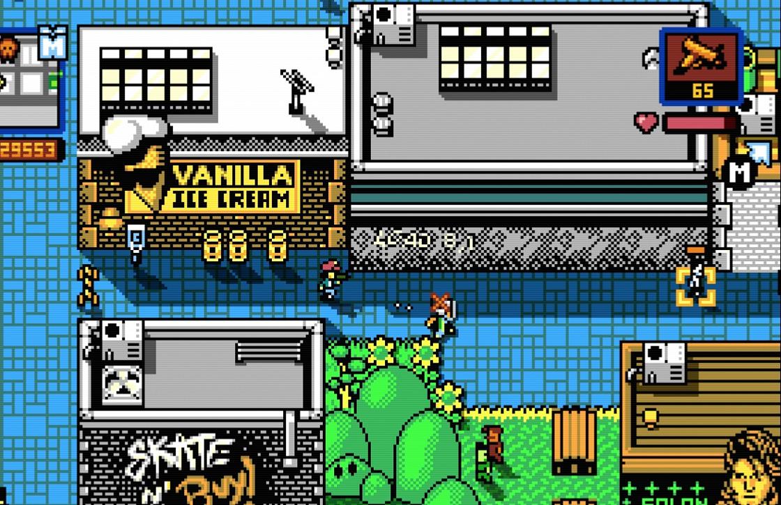 4 redenen om Retro City Rampage DX te spelen op iOS