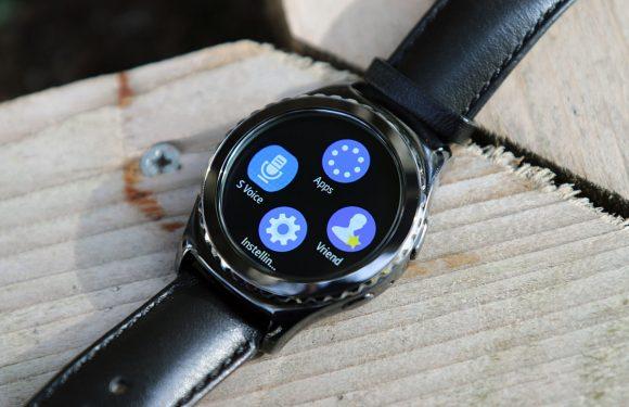 Samsung Gear S2 krijgt deze maand iOS-ondersteuning