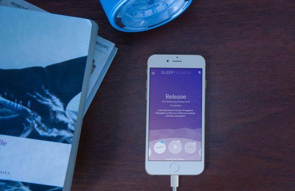 Sleepfulness: fraaie app helpt je om beter te slapen