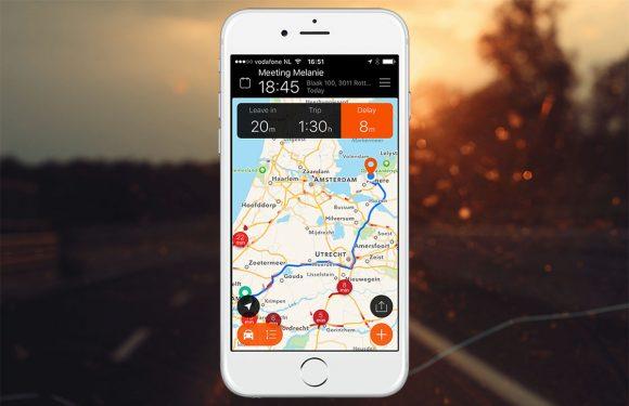 TimesUpp 2.0: update maakt reisassistent nog slimmer