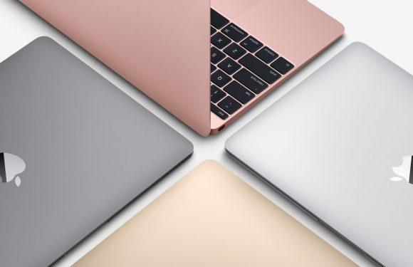 Apple registreert alvast drie onaangekondigde MacBooks in Rusland