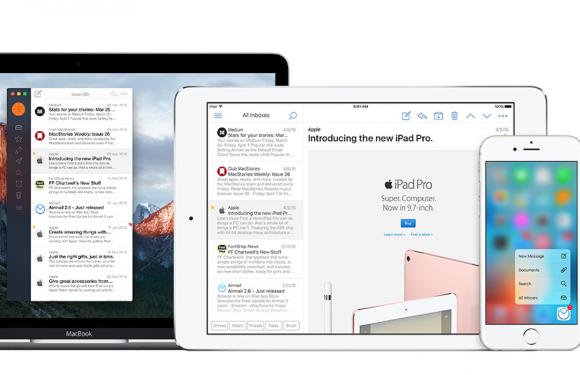 Populaire mail-app Airmail is er nu ook voor de iPad