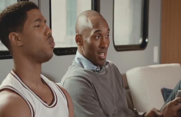 Nieuwe Apple TV-reclamespot gooit een balletje op met Kobe Bryant en Siri