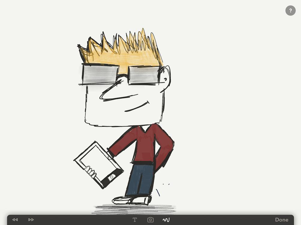 Paper-ipad-teken-apps