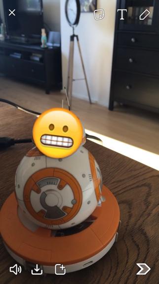 Snapchat-3D-sticker