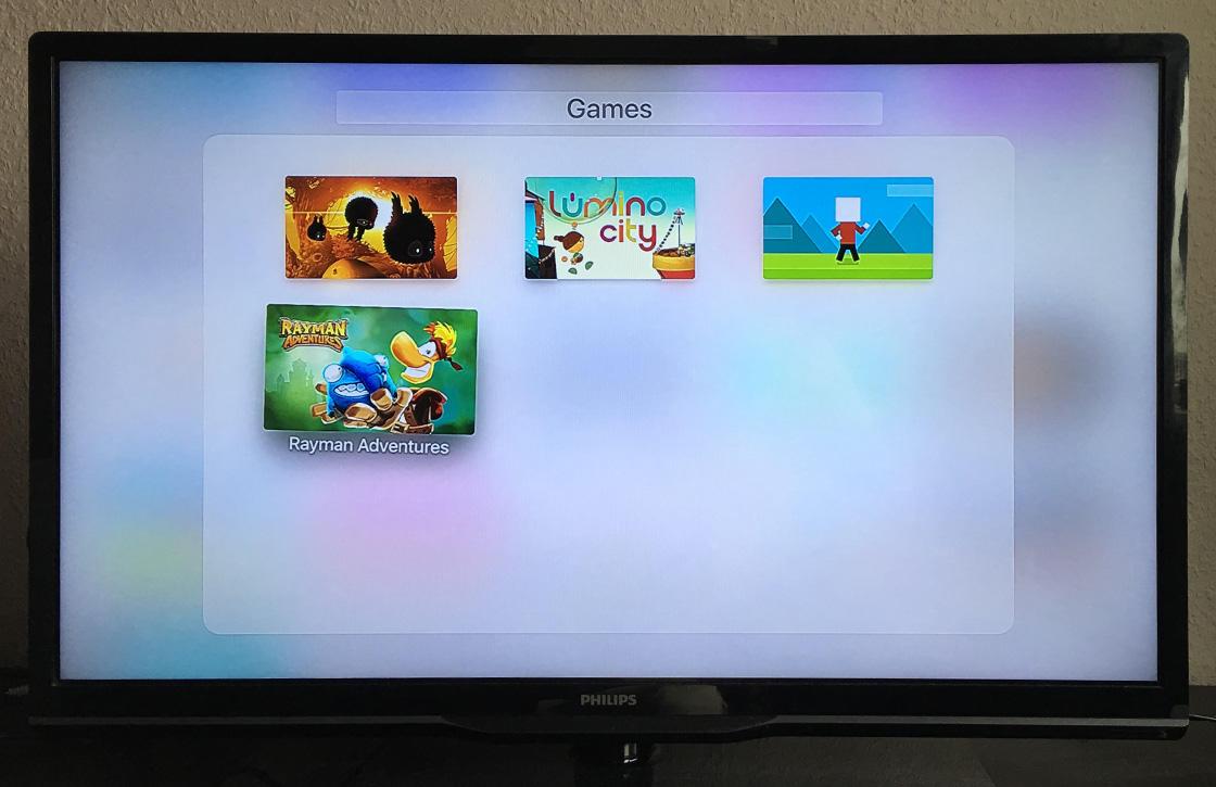 Apps in mappen organiseren op Apple TV: zo werkt het