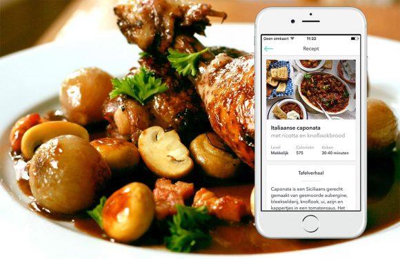 De 3 beste apps voor originele recepten en lekkere baksels