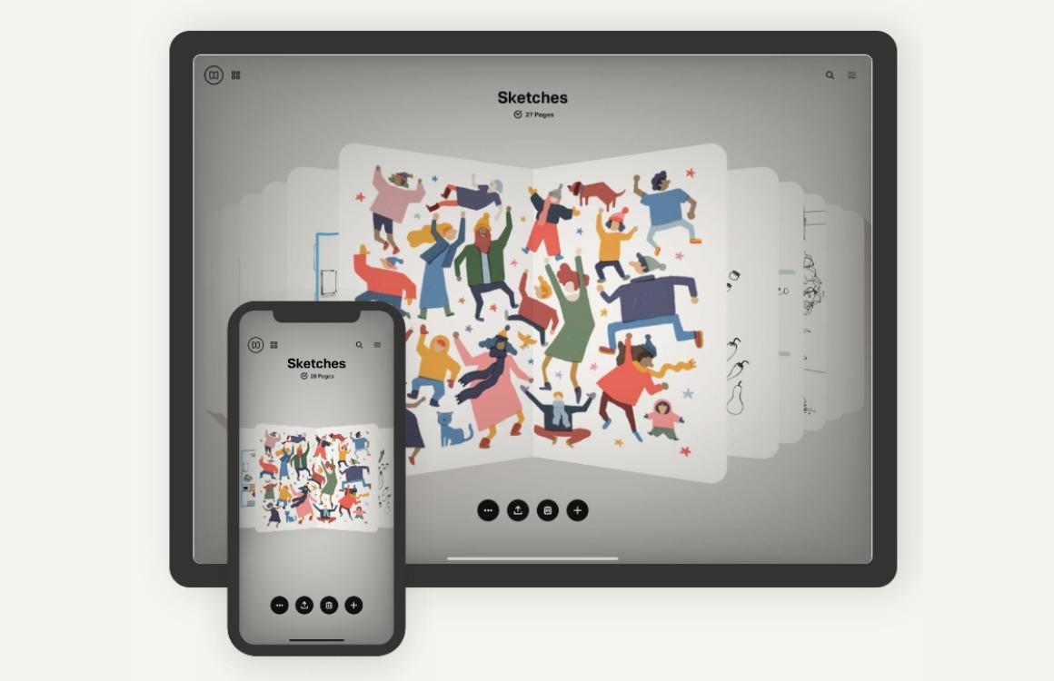 beste teken-apps ipad paper
