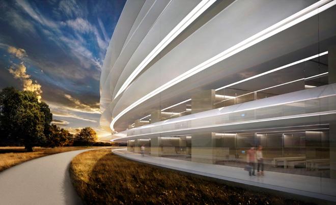 Apple Campus 2 ontwerp