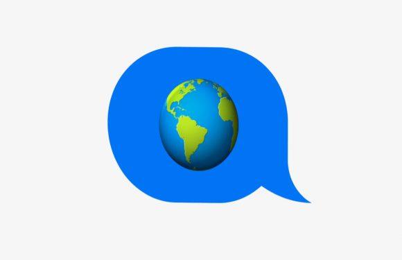 Apple bewijst waarom het iMessage-icoontje groen is