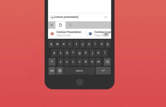 Zo werkt het Microsoft Hub Keyboard op iOS