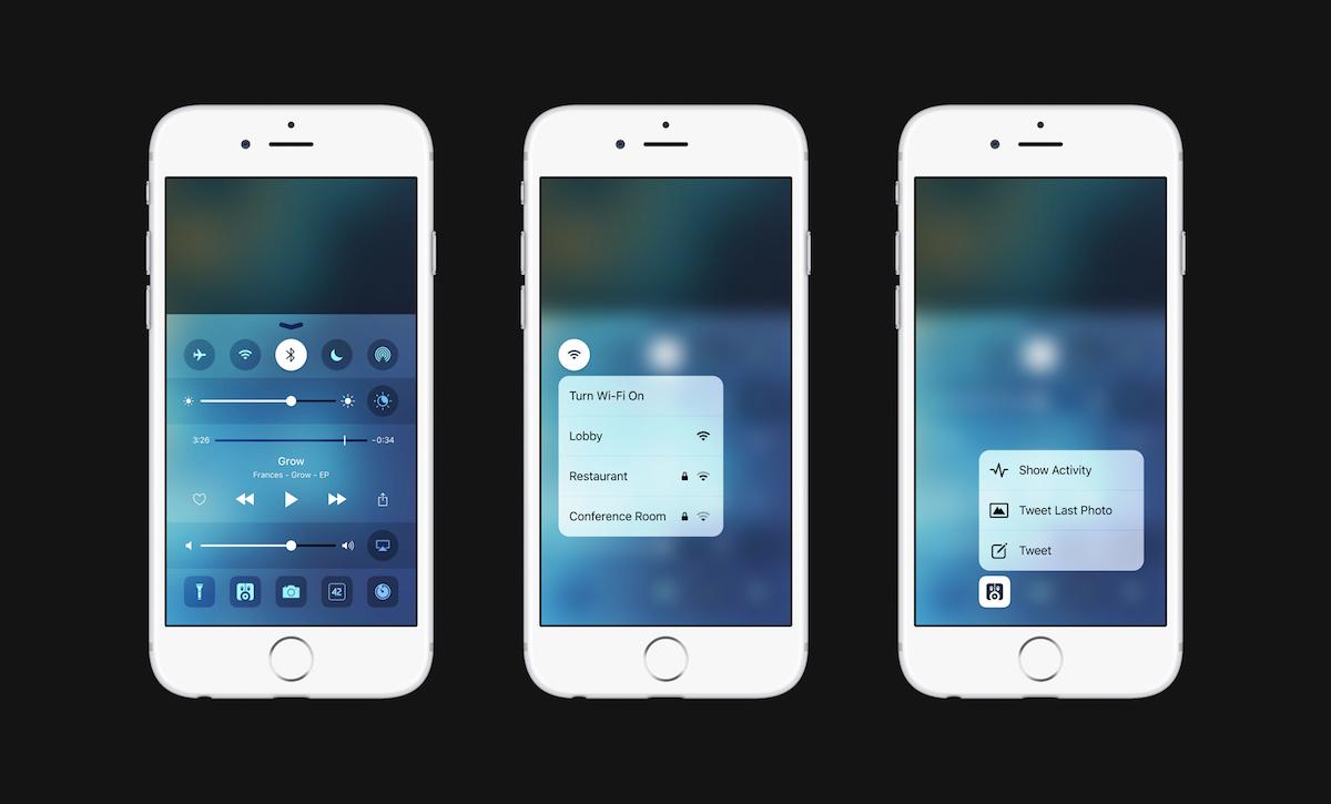 Conceptvideo toont de mogelijkheden van iOS 10