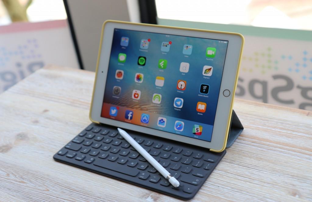 iPad pro ios-update