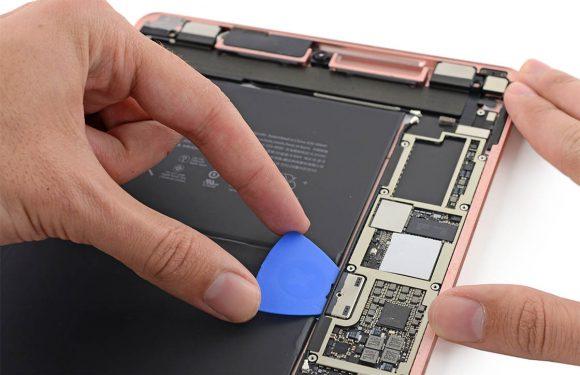 Teardown onthult hoe Apple de iPad Pro verkleinde tot 9,7 inch
