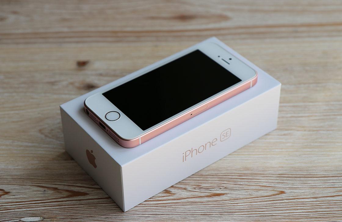 iphone se review oude bekende met de techniek van nu