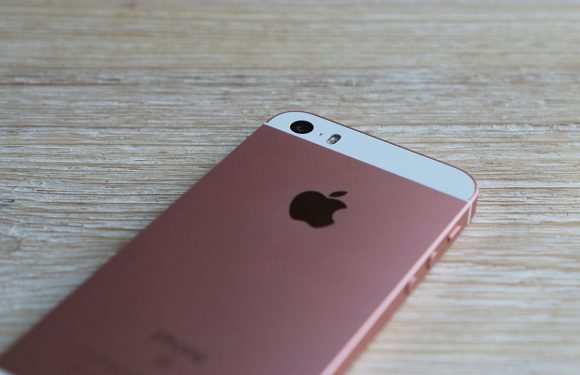 iPhone SE 2 begin 2018