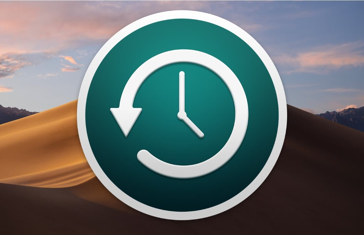 Time Machine: Zo maak je een back-up van je Mac