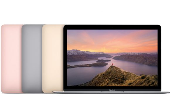 Apple vernieuwt 12 inch-MacBook met betere specs en roségouden-editie