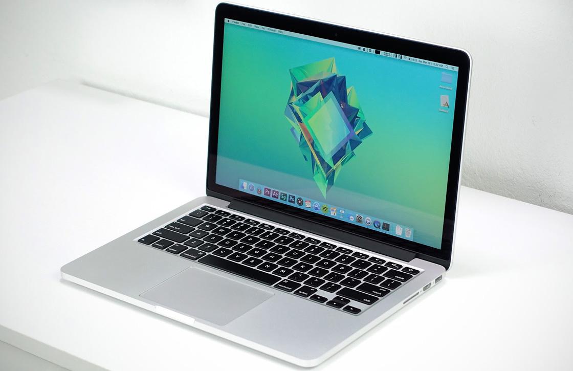 Mac verkoopcijfers