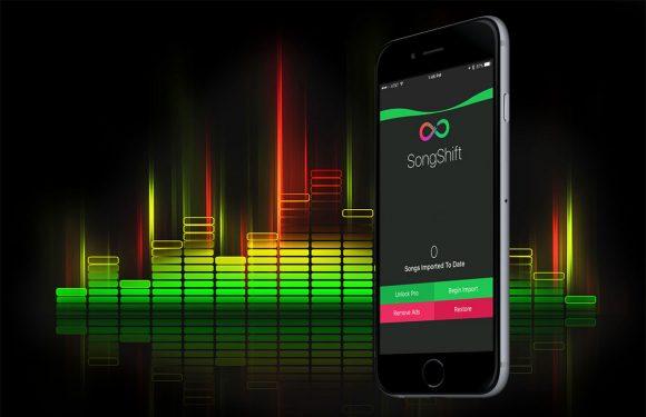 Zet Spotify-afspeellijsten over naar Apple Music met SongShift