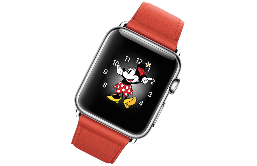 watchOS minnie