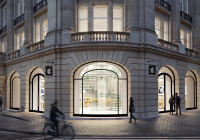 iPad 'ontploft' in Apple Store Amsterdam, drie mensen onwel