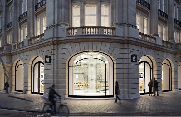 Apple Stores gaan klanten met technische problemen sneller helpen