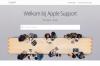 Apple maakt Apple Support toegankelijker met vernieuwde website