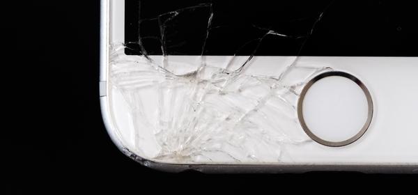 Apple iPhone gebroken