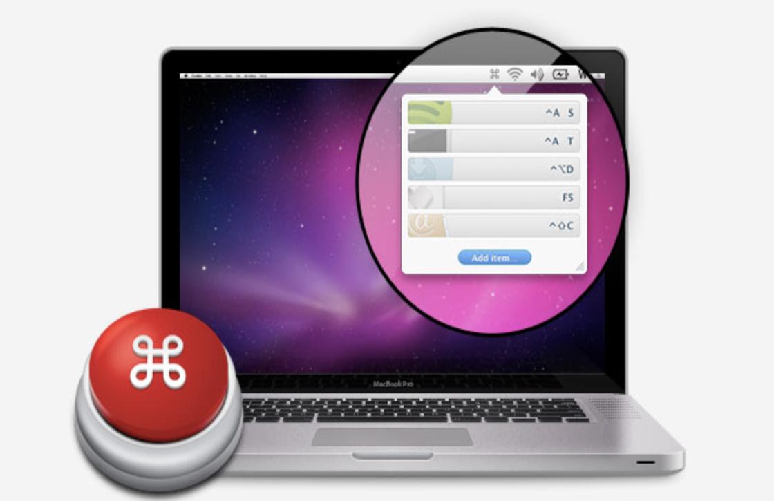 Met Apptivate open je Mac-apps razendsnel met shortcuts