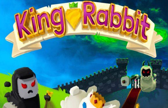 Toffe puzzelgame King Rabbit is de gratis App van de Week