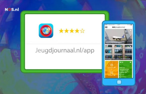 De NOS Jeugdjournaal-app is eindelijk terug in de App Store