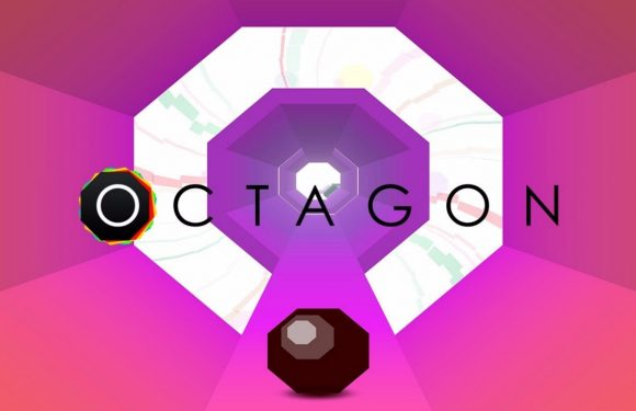 Pittige arcadegame Octagon is de gratis App van de Week