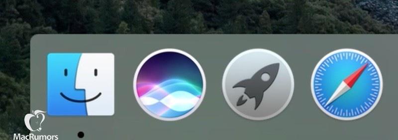 Siri Mac screenshots