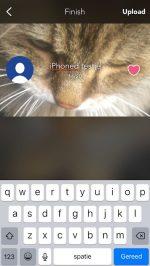 Slinger Snapchat Verhalen