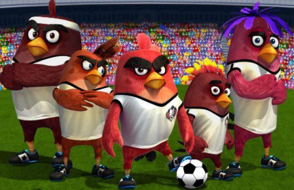 Angry Birds Goal: boze vogels spelen nu ook voetbal