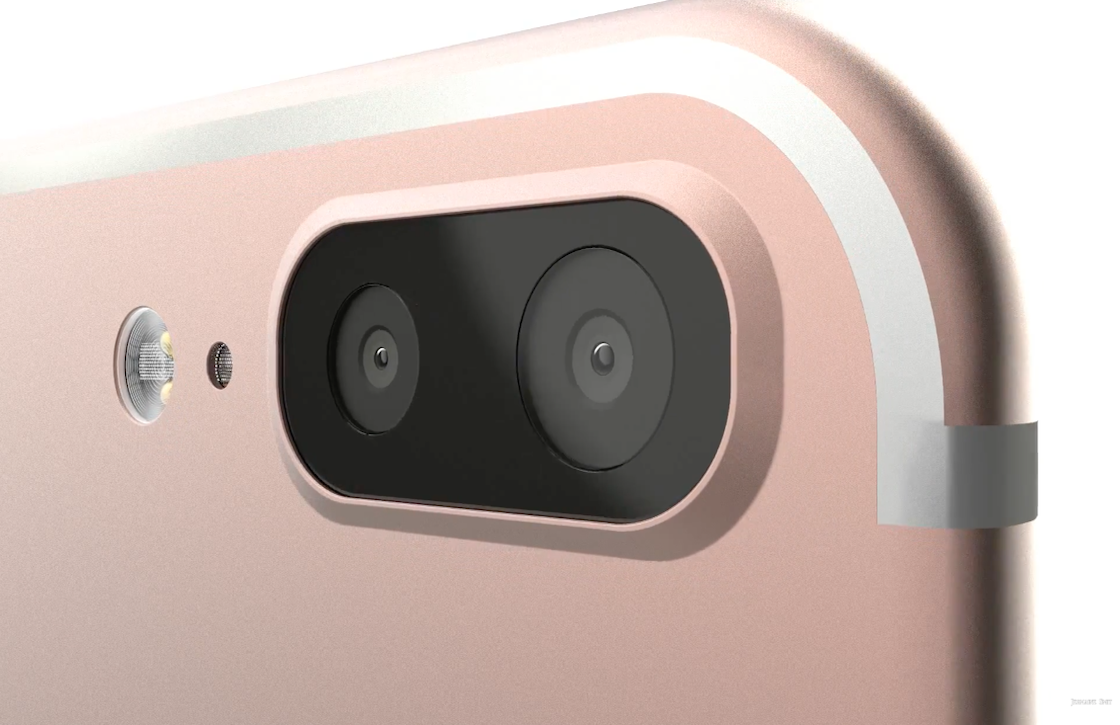 iPhone 7 Plus-conceptvideo vervangt Lightning-poort met usb-c