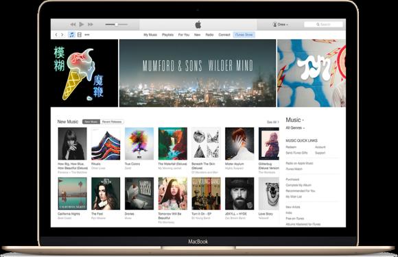 iTunes 12.4 fixt verdwijnende muziek-bug en maakt iTunes sneller