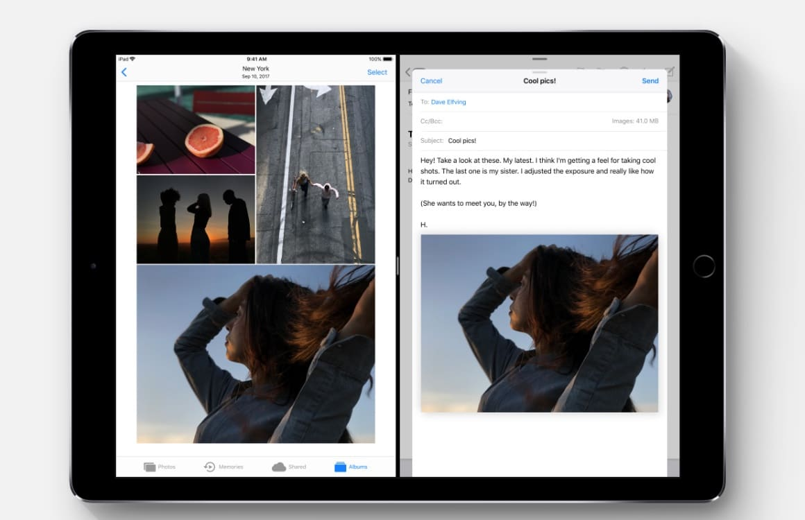 Multitasken op de iPad: alles over Split View, Slide Over en Beeld in Beeld