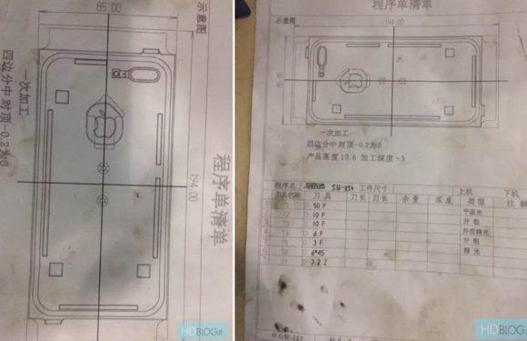 Geen Smart Connector te zien op nieuwe iPhone 7 tekeningen