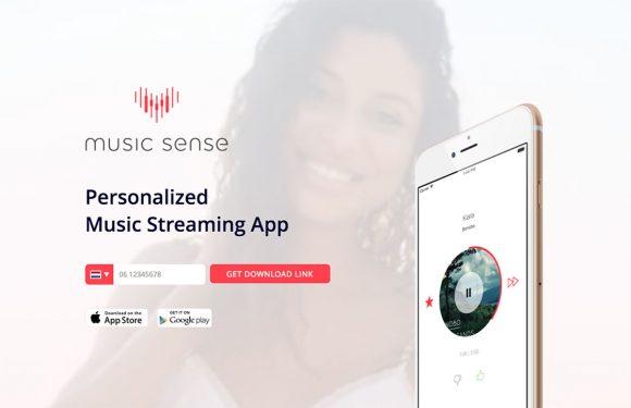 Ontdek nieuwe muziek op maat met MusicSense