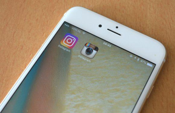 Zo bewaar je een foto voor later met Instagram