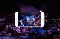 Deze app streamt (live) concerten in virtual reality
