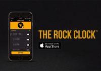 Laat Dwayne Johnson je wakker maken met The Rock Clock