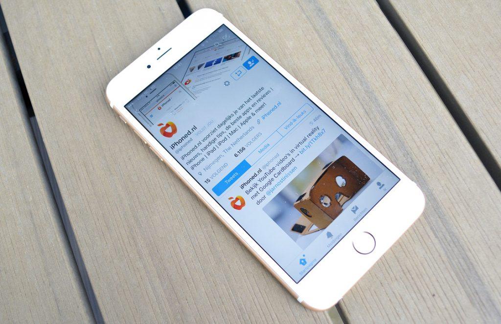 Twitter Tweets bewerken