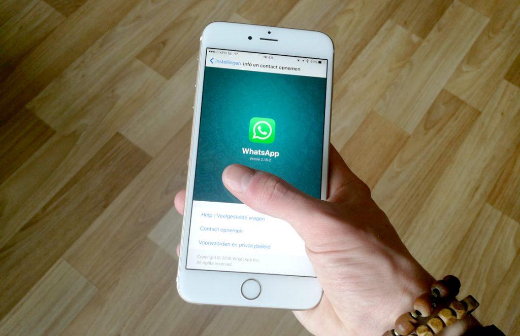 whatsapp tagline